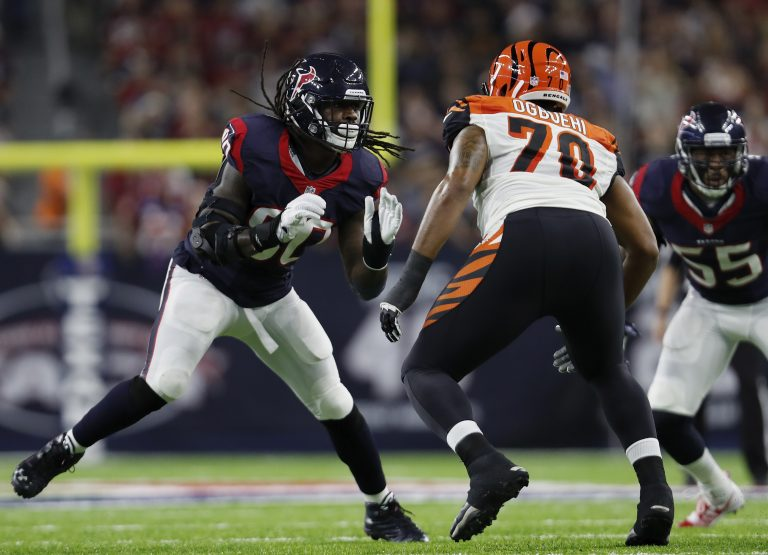 The Bengals Young Tackles Need Time