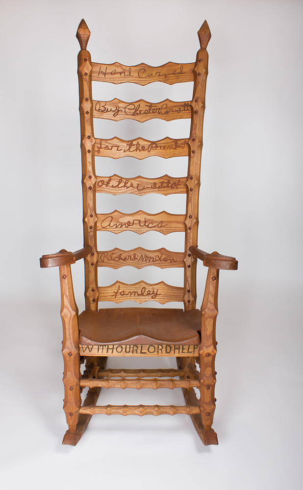 Super Chester Cornett Humble Chair Maker Or Mad Genius Pabps2019 Chair Design Images Pabps2019Com