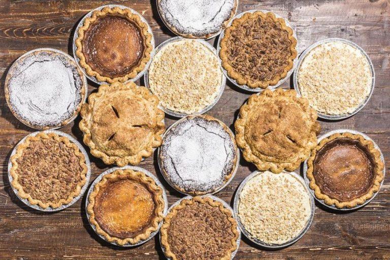 O Pie O Has All the Pie
