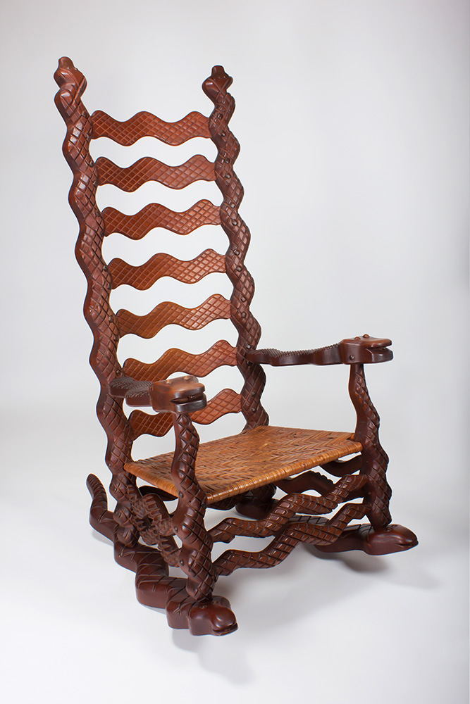 Stupendous Chester Cornett Humble Chair Maker Or Mad Genius Pabps2019 Chair Design Images Pabps2019Com