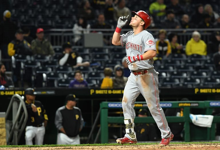 Reds Player Power Rankings, Episode 1