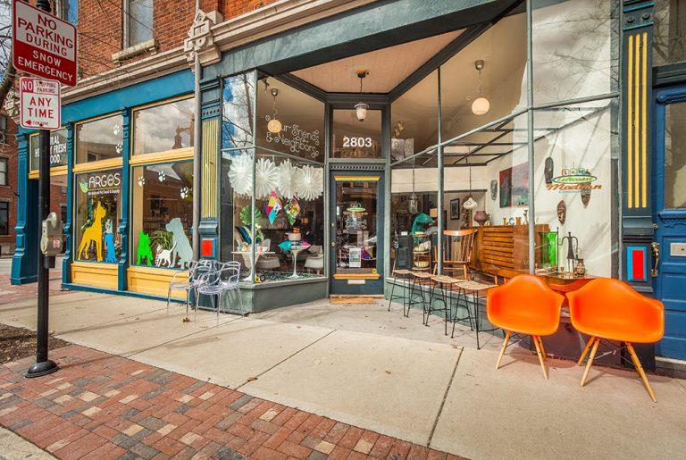 Shop Talk: Your Friends & Neighbors