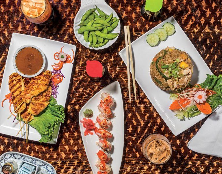 Fine Diving: Ruthai's Thai Kitchen