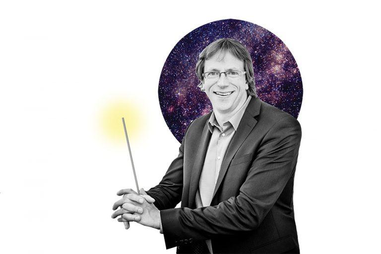 Meet The Cincinnati Chamber Orchestra's New Music Director
