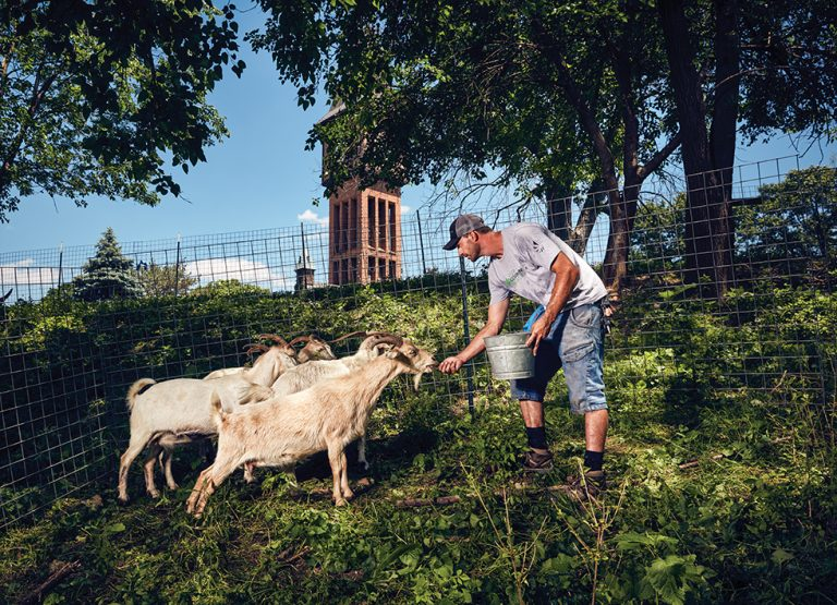 Cincy Obscura: The Goebel Goats
