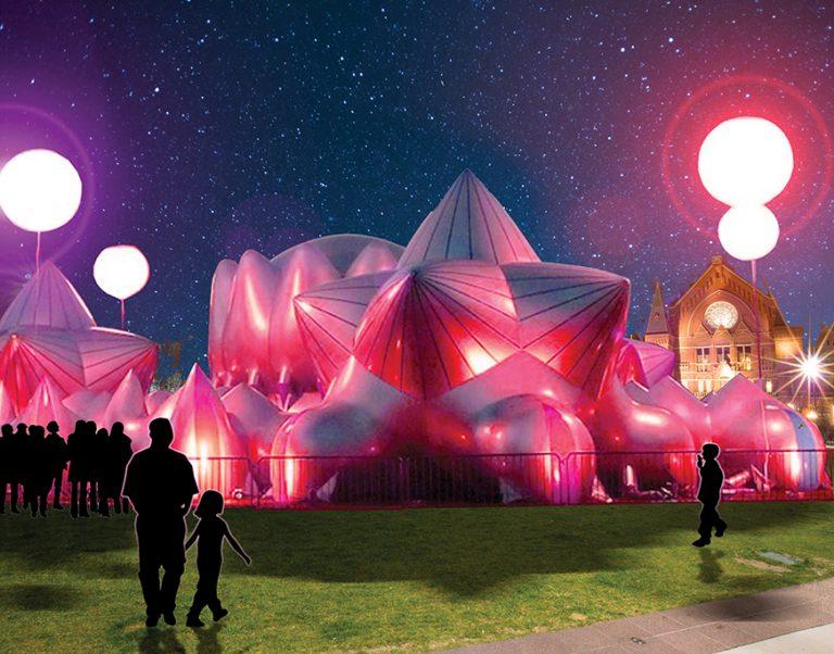 BLINK Aims to Establish Cincinnati's Artistic Vision