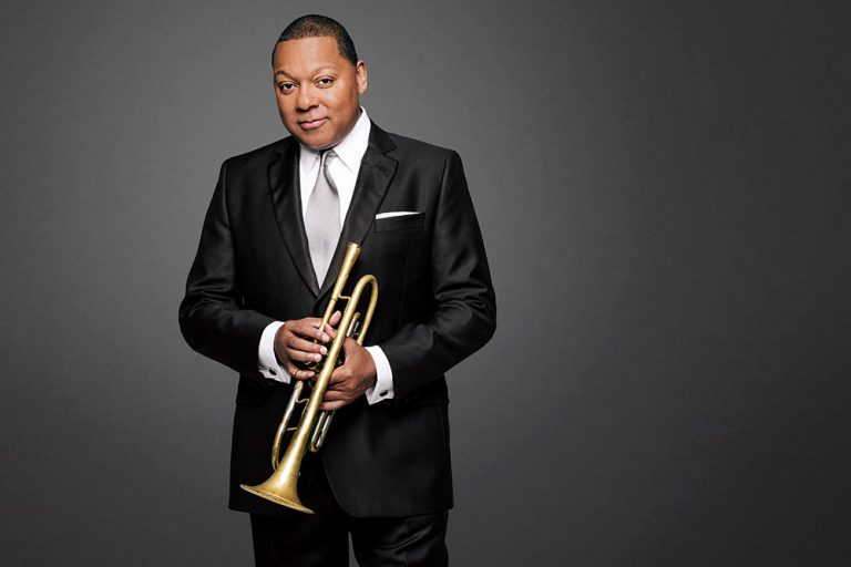 Wynton Marsalis Brings Jazz to the Taft Theatre