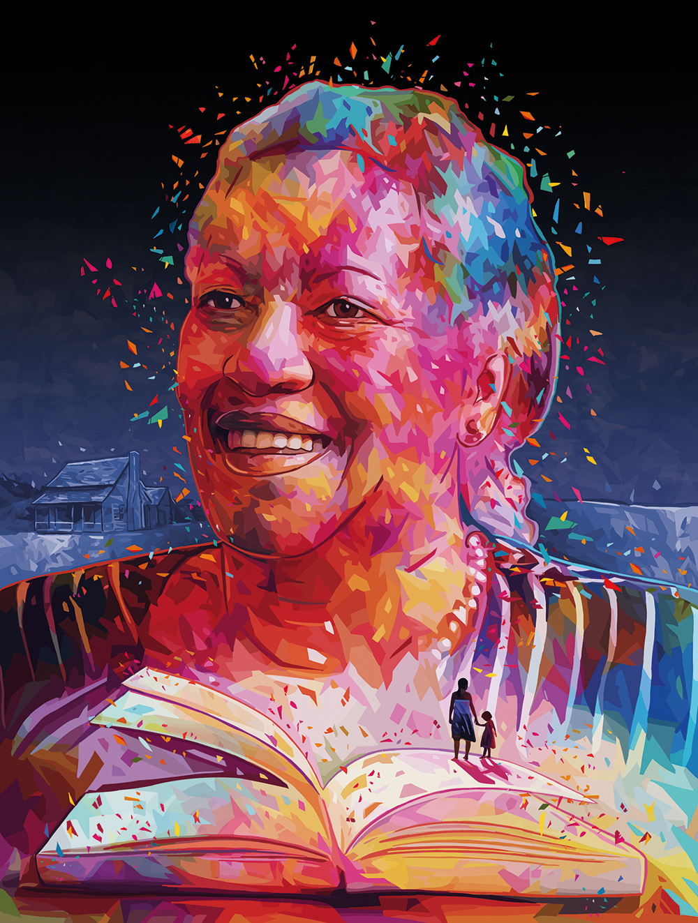 How Ohio Has Shaped Toni Morrison's Fiction - Cincinnati Magazine