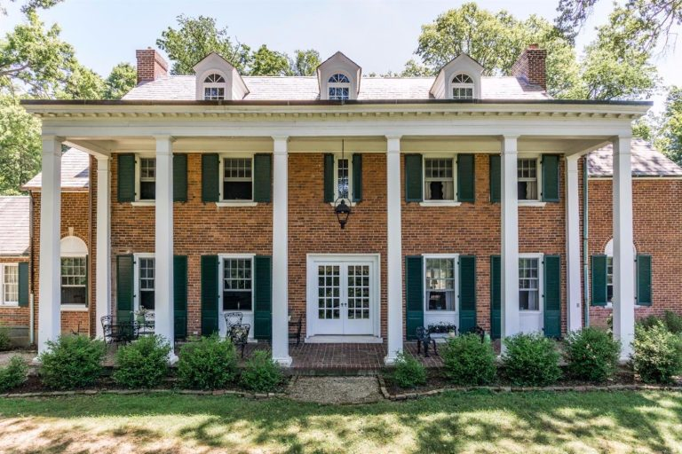 On The Market: A Charming Amberley Village Estate