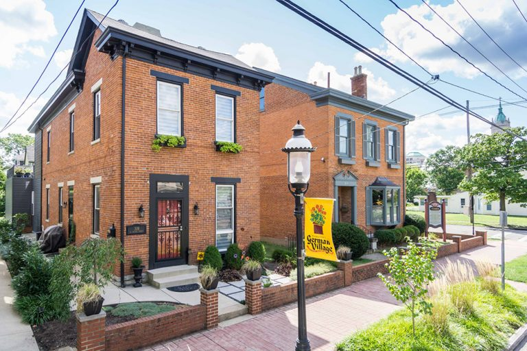 Market Watch: A Hamilton German Village Row House