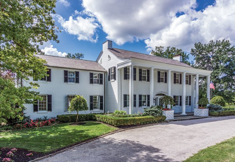On The Market: One of Indian Hill's Oldest Estates