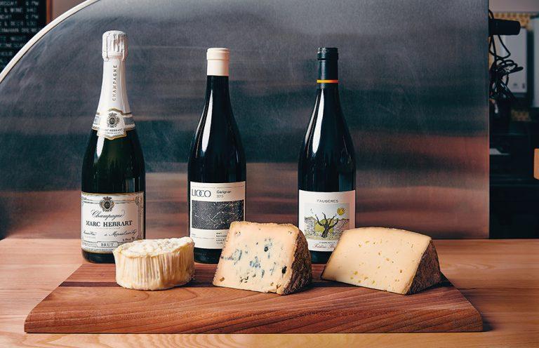 OTR Has a New Artisanal Cheese Shop