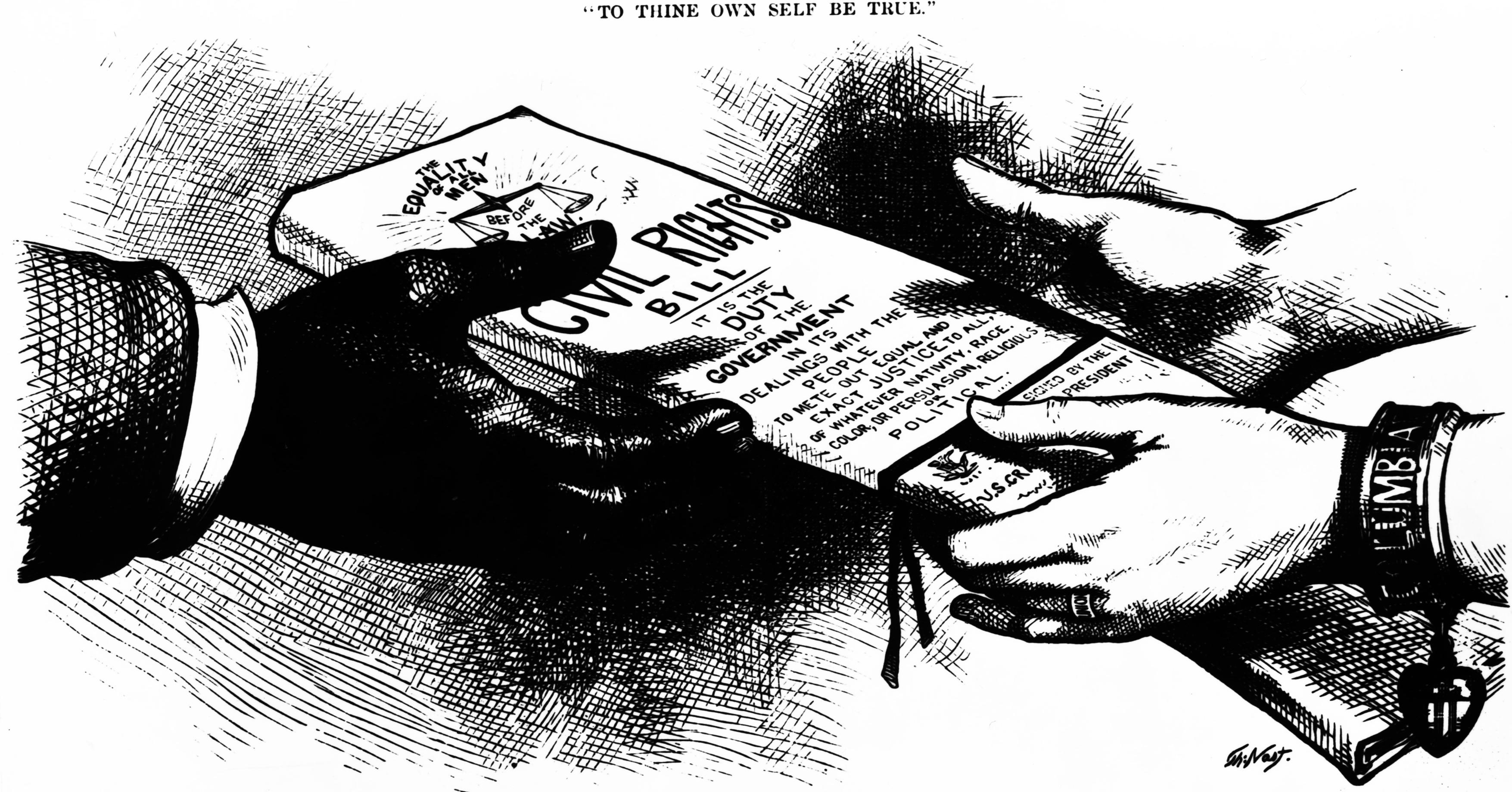 Cincinnati Mostly Ignored the Civil Rights Act of 1875 - Cincinnati Magazine