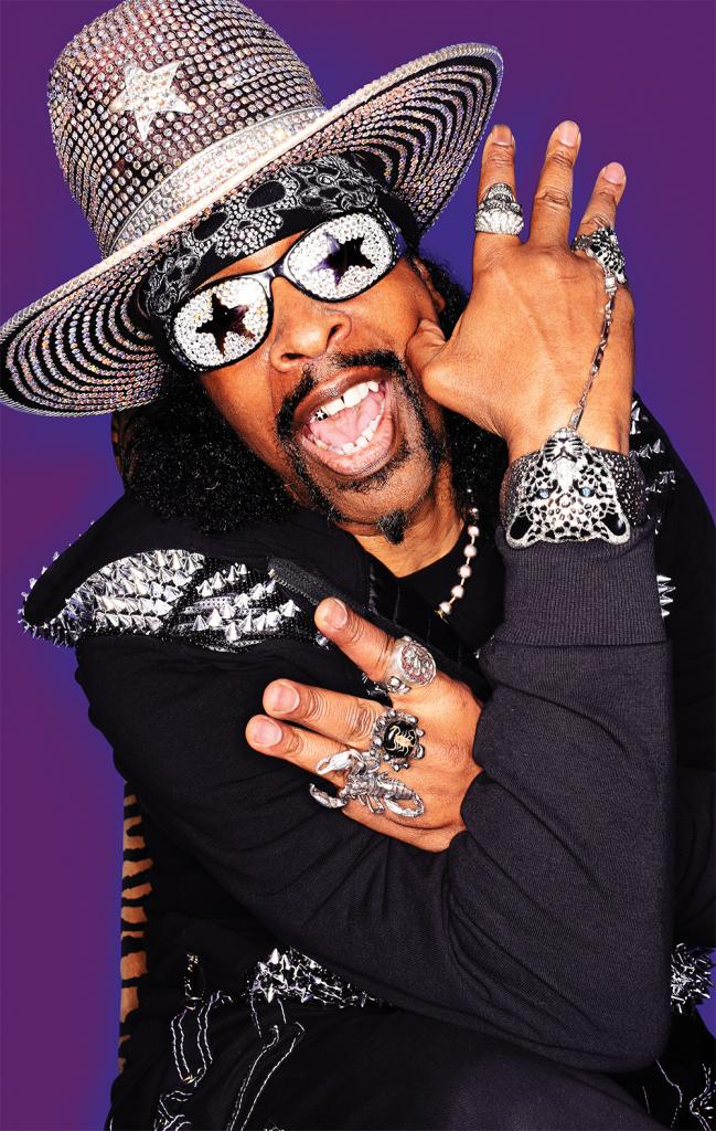 Bootsy Collins Is Still Rock And Roll Royalty Cincinnati