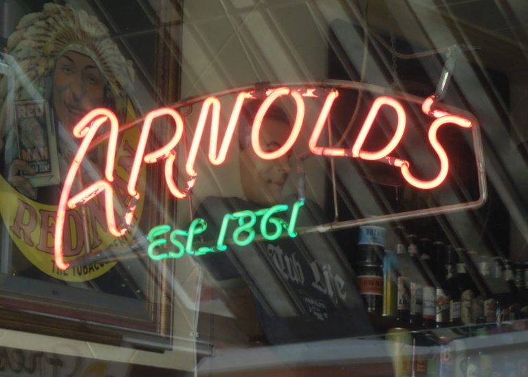 Arnold's Bar & Grill Is Older Than You Think