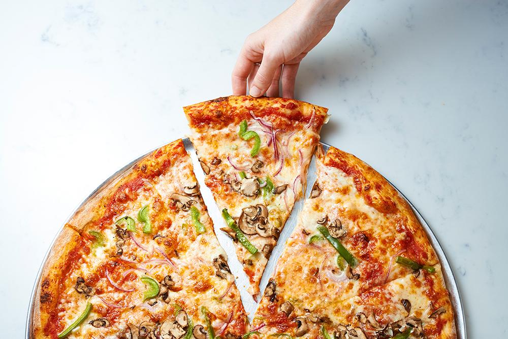 Best New York-style pizza in Cincinnati