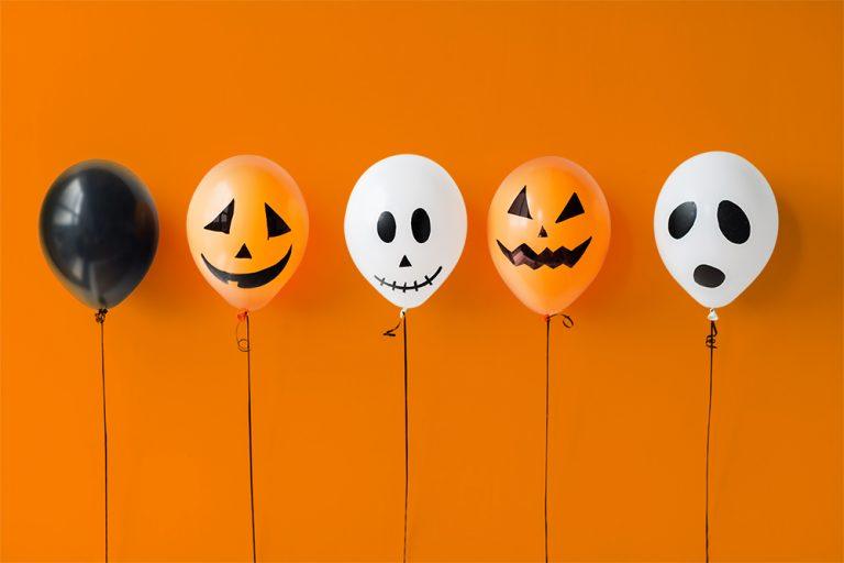 Top 5 Halloween Parties