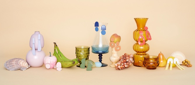 This Local Artisan's Porcelain Accessories Were Used in a