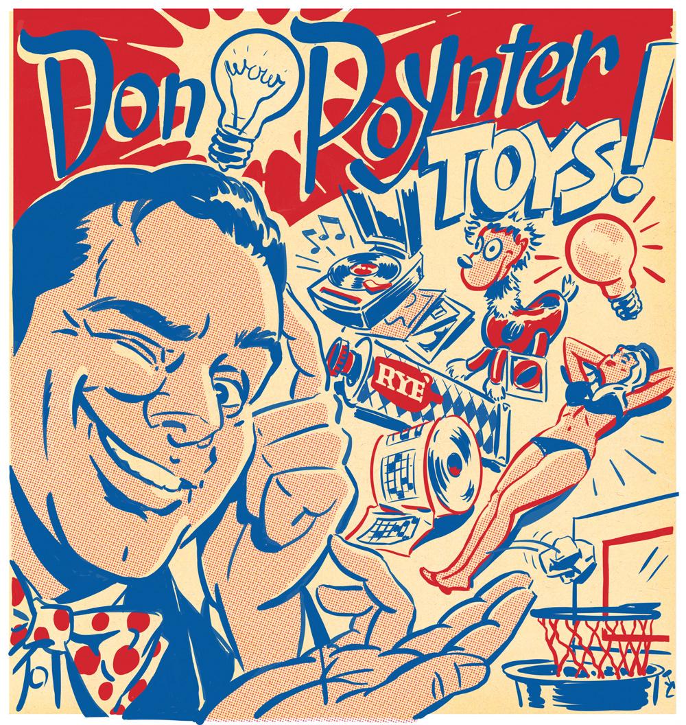 Don Poynter Built a Novelty Empire As One of Cincinnati's First Makers - Cincinnati Magazine