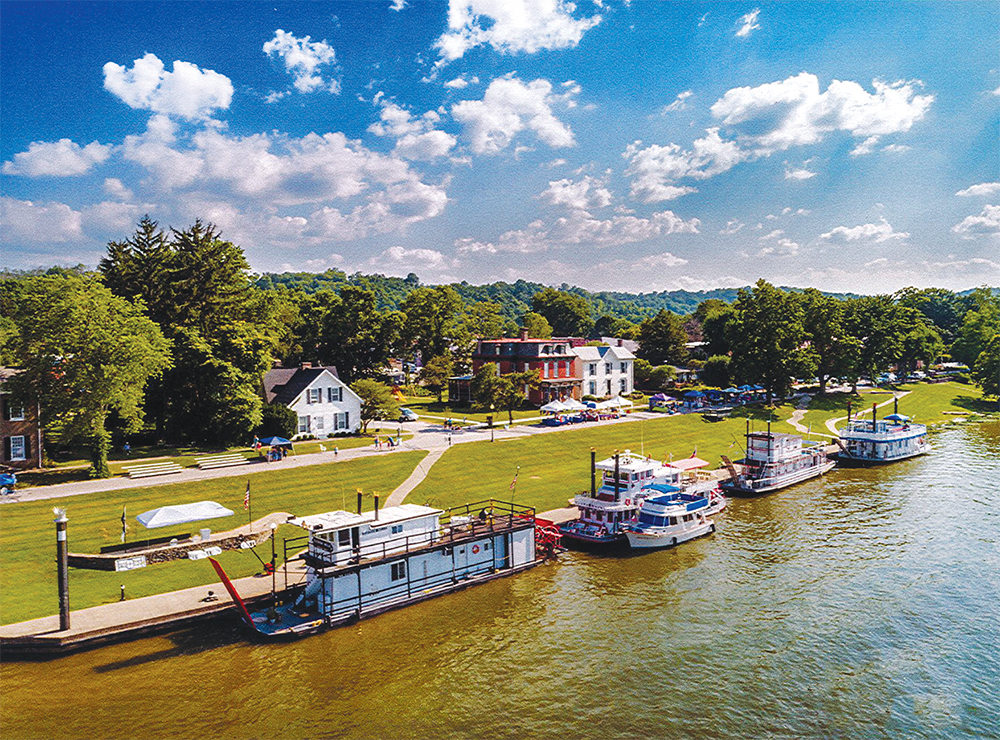 Augusta's Riverfest Regatta Shows Off Its River City Charm - Cincinnati Magazine
