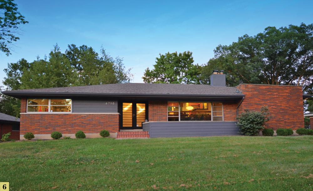 Six Features that Make a Home Mid-Century Modern - Cincinnati Magazine