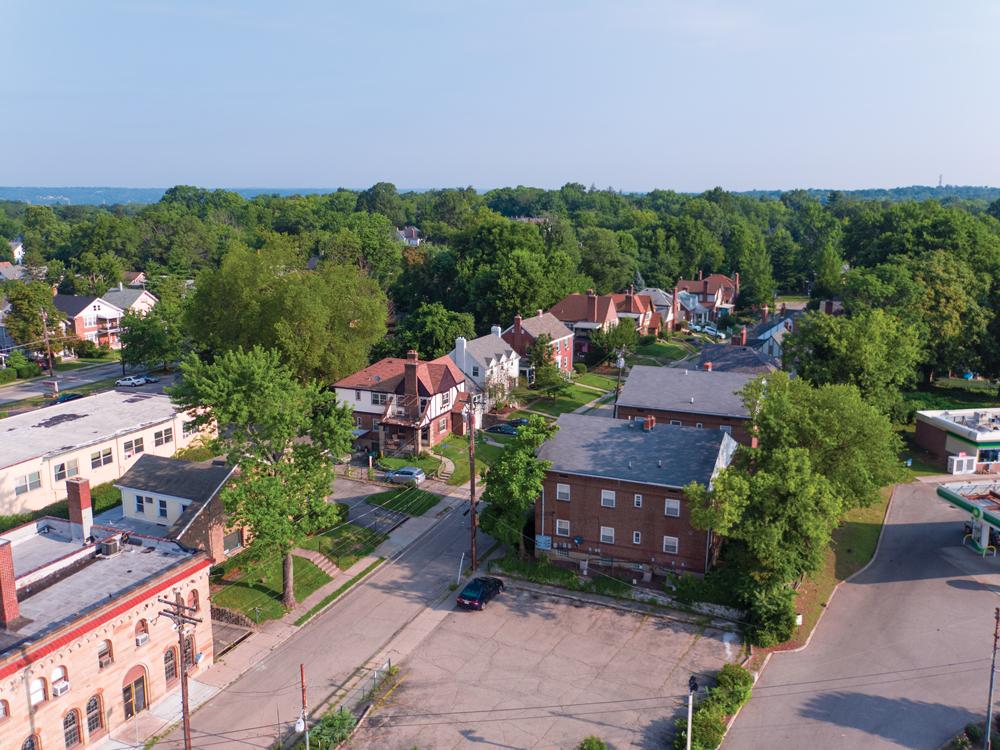 Pleasant Ridge is one of the best neighborhoods in Cincinnati