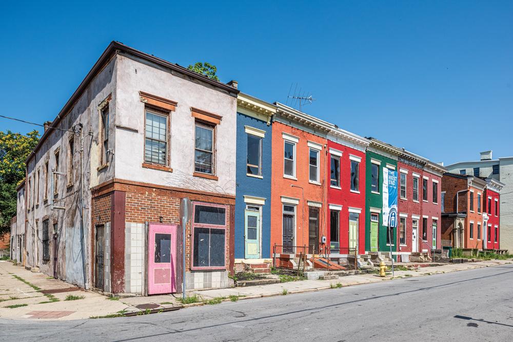 West End Cincinnati Neighborhoods