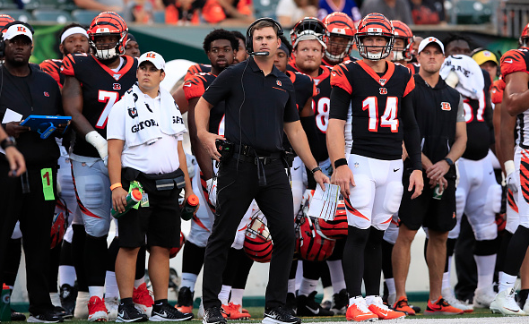 The Bengals Remain Stuck in the Middle Again - Cincinnati Magazine