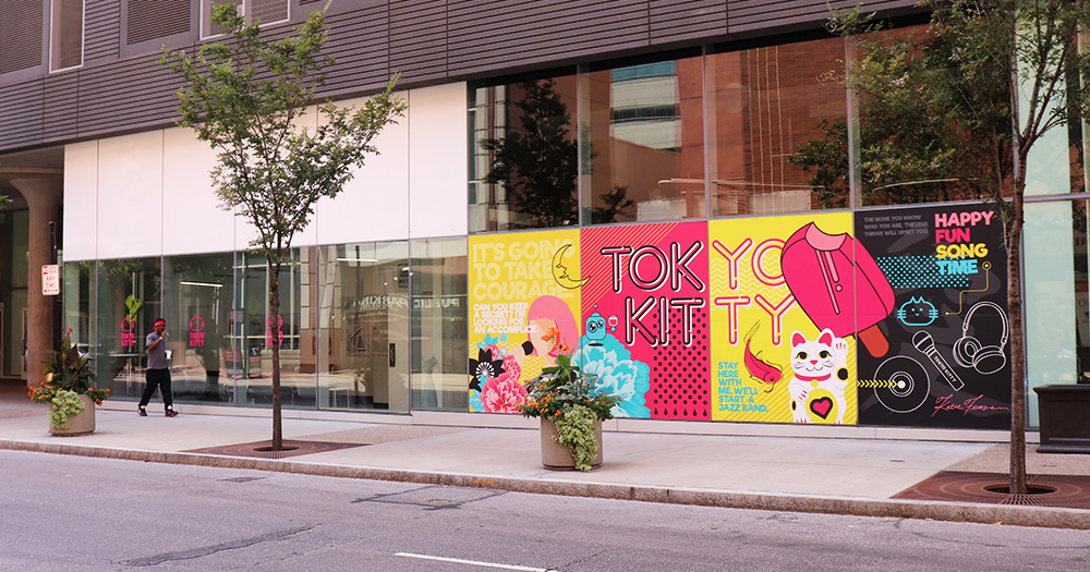 Tokyo Kitty Travels Back to the '60s With a Pan-Am–Themed Pop-Up - Cincinnati Magazine