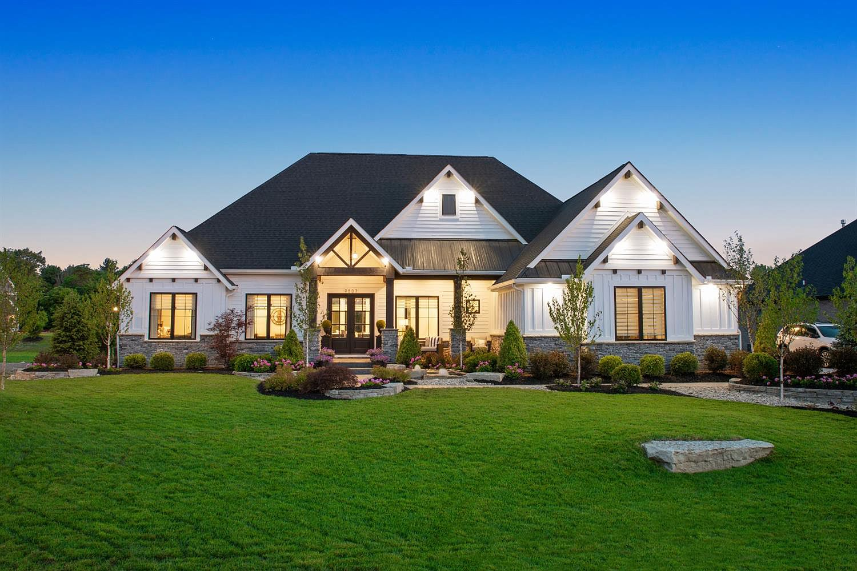 Fixer Upper Ranch House Exterior
