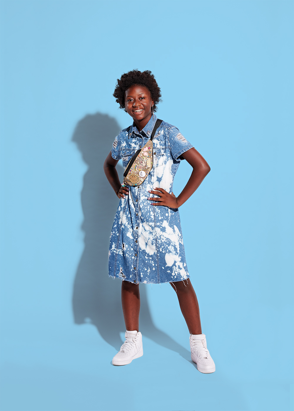 Style Counsel This Local 13 Year Old Is A Fashion Designer And Entrepreneur Cincinnati Magazine