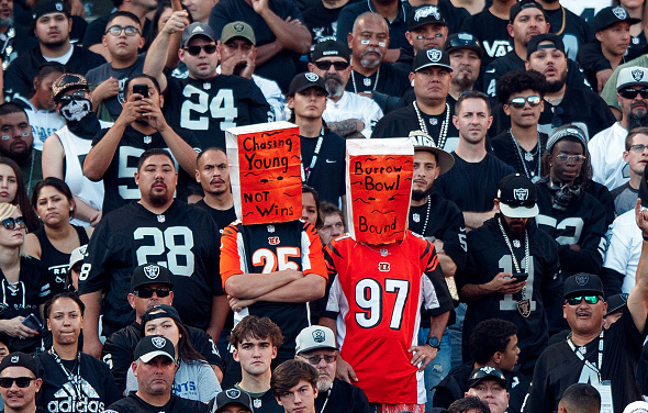 Bengals Fans Look for Silver Linings