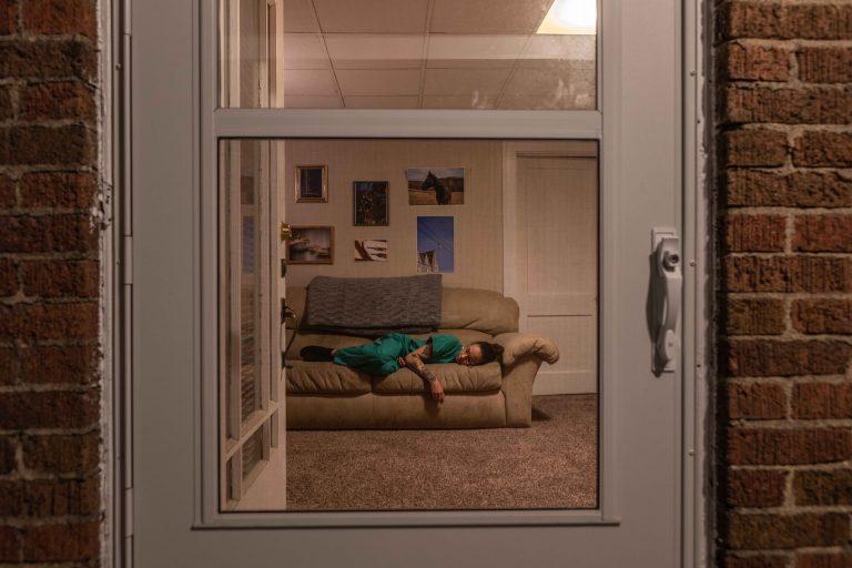 NKU Student Uses Photography to Capture Cincinnatians in Quarantine