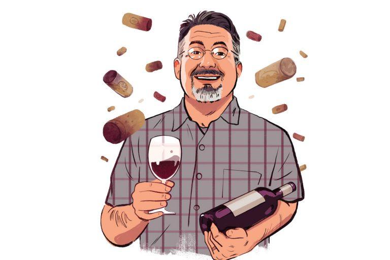 Meet Michael Maxwell, Findlay Market's Vino Man