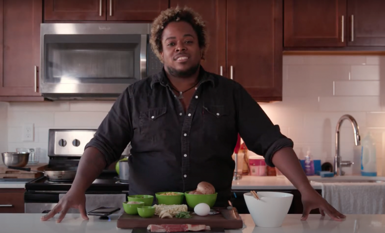 Boomtown Chef Starts a YouTube Channel with Quarantine Recipes and Takeout Reviews