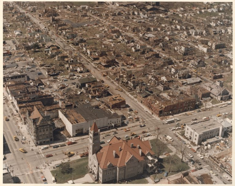 The 1974 Tornado That Destroyed Xenia and Prompted Changes to Weather Reporting
