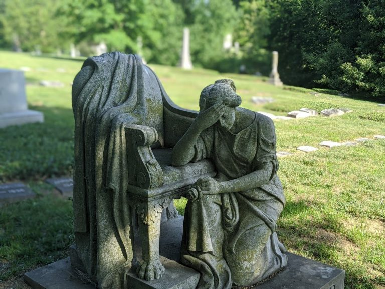Spring Grove Cemetery Offers an Alternative Outdoor Art Experience