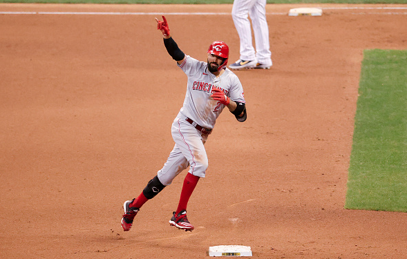 The Cincinnati Reds Find a New Star in the Nick of Time