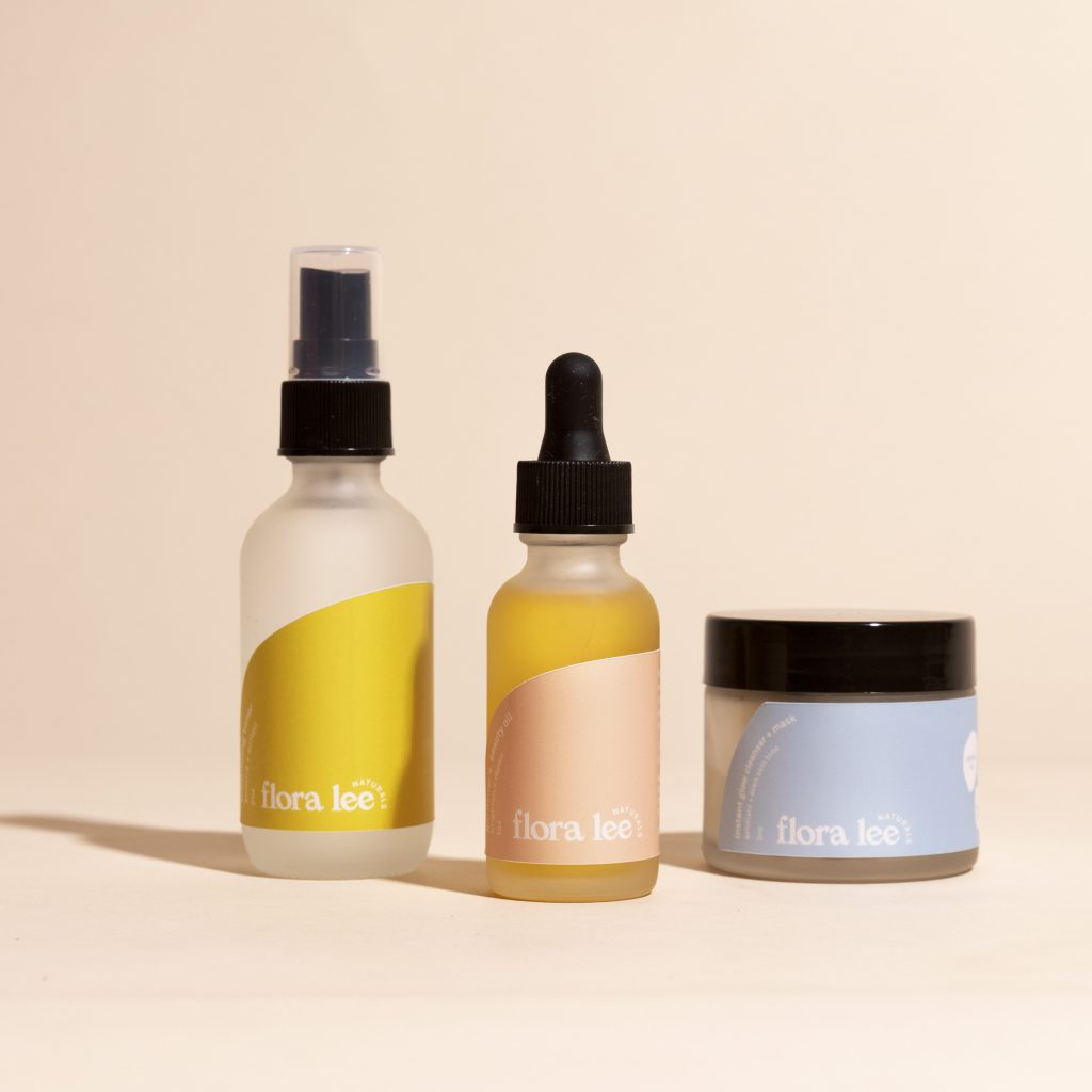 Flora Lee Naturals products