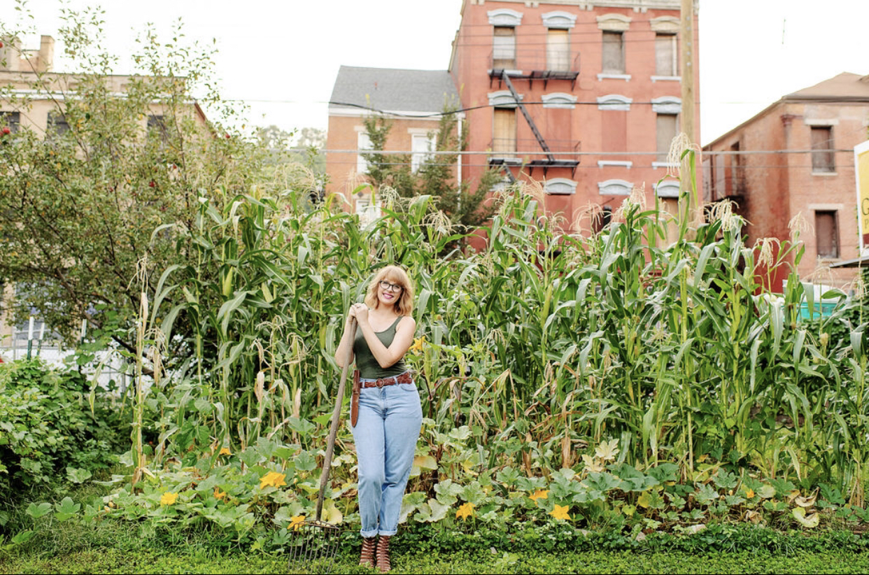 OTR's The Flower Lady Is Committed to the Local Environment - Cincinnati Magazine