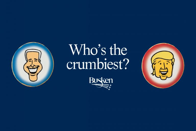 Can Busken's Cookie Poll Predict the Next President?