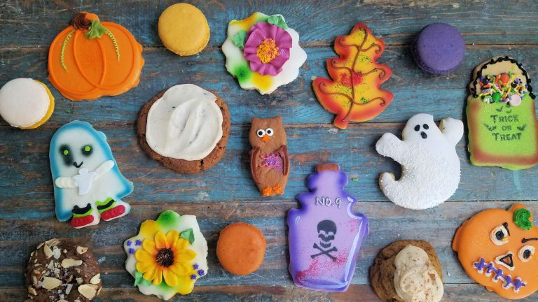 Halloween Cookie Tips From The BonBonerie