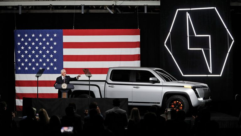 Steve Burns Wants Lordstown Motors to Build the World's Best Electric Pickup Truck