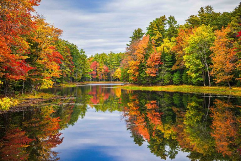 Six Spots to Peep Spectacular Fall Foliage