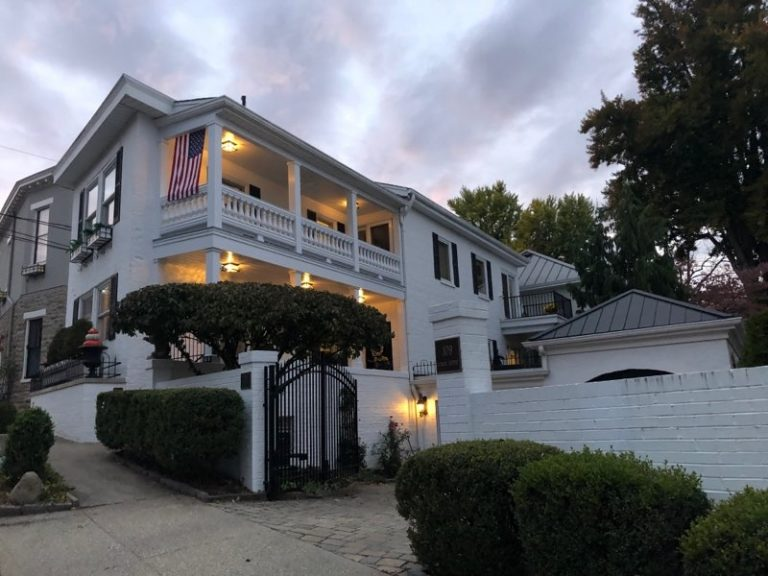 One of Covington's Most Recognizable Homes Is On the Market