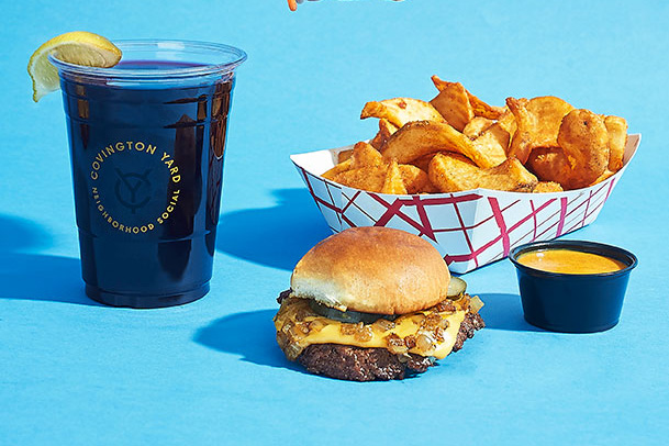 Hangry Omar's Has a New Take on the Classic Slider