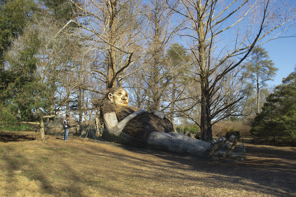 Meet the Giants at Bernheim Arboretum and Research Forest