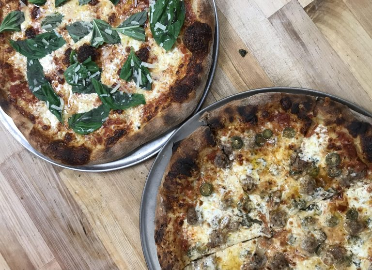 New Hyde Park Pizzeria Gives Pop-Up Shop a Permanent Home