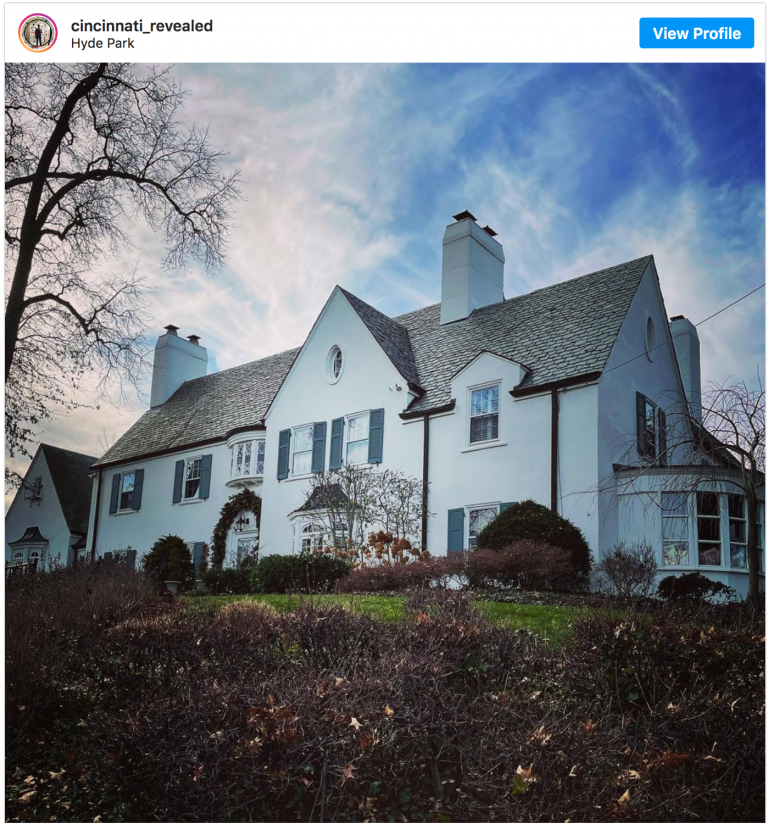 Two Local Instagram Accounts Spotlighting the Coolest Homes in the Queen City