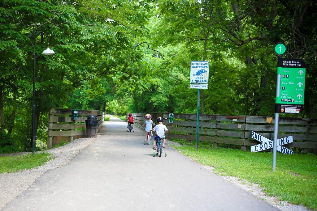 Biking Trails in Cincinnati - Loveland Bike Trail